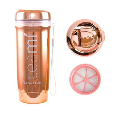 Tumbler Edition Rose Gold - Teami Blends