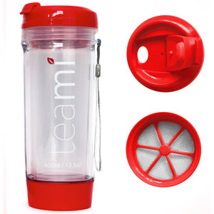 Teami Detox 30 Days Pack and Free Red Tumbler - Teami Blends