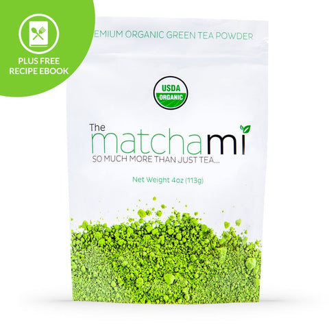 The MatchaMi - Teami Blends