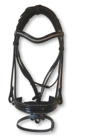 Ultimate Bridle - ideal for dressage