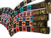 Polo Browband V Horse Bit Design  - Not like anything else on the market! - equicraftltd