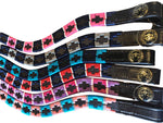 Polo Browband: curved - Not like anything else on the equestrian market! - equicraftltd