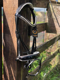 LIMITED EDITION COLOURED CRYSTAL BRIDLES - equicraftltd