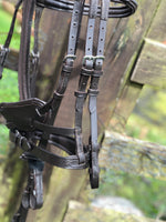 Difference Bridle dy'on style - equicraftltd