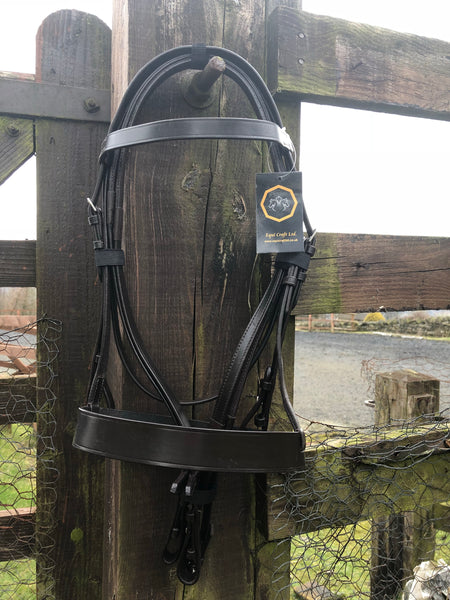 Plain Hunter Bridle