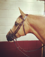 Rolled Bridle NOW BACK IN STOCK! - equicraftltd