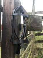 Plain Hunter Bridle - equicraftltd