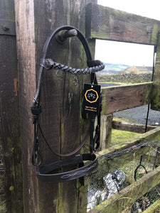 Show Stitch Heritage Hunter Bridle - equicraftltd