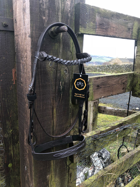 Show Stitch Heritage Hunter Bridle
