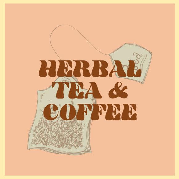 Herbal Teas & Drinks