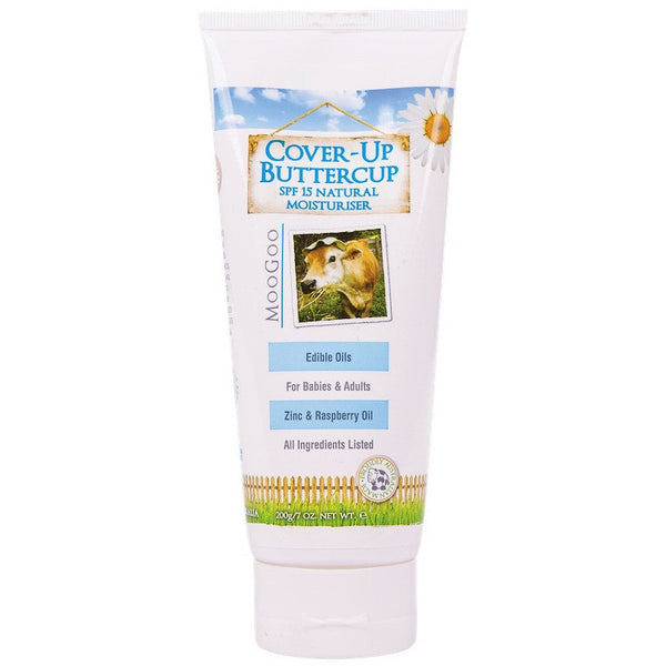 MooGoo Cover Up Buttercup SPF15