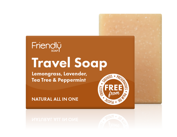 Friendly Travel Soap