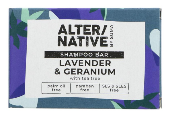 Alternative by Suma Shampoo Bar
