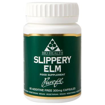 Bio Health Slippery Elm Capsules