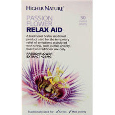 Higher Nature Passionflower Relax Aid