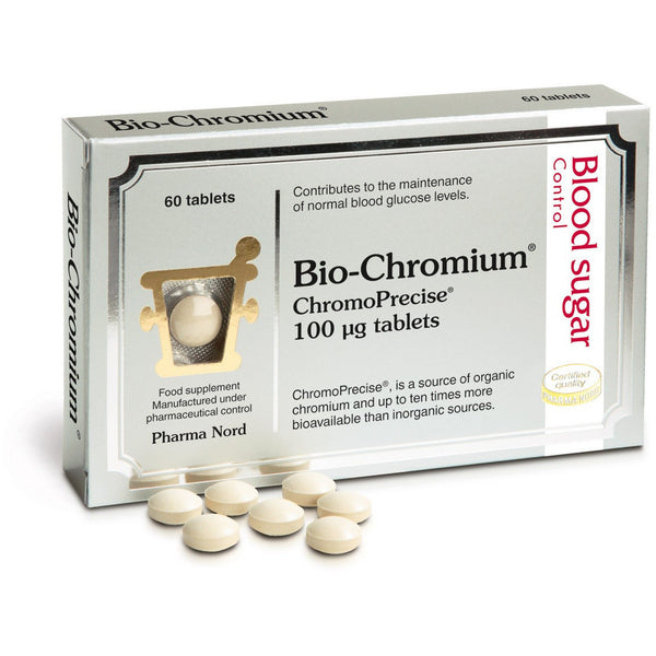 Pharma Nord Bio-Chromium Tablets