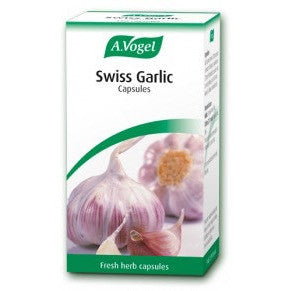 A. Vogel Swiss Garlic Capsules