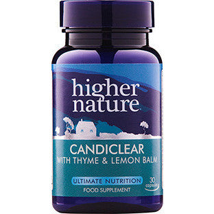 Higher Nature Candiclear Capsules