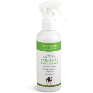 MooGoo Tail Swat Body Spray