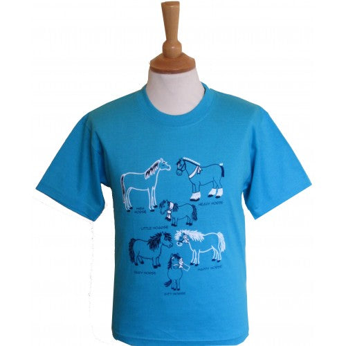 All Kinds Of Horses T-Shirt