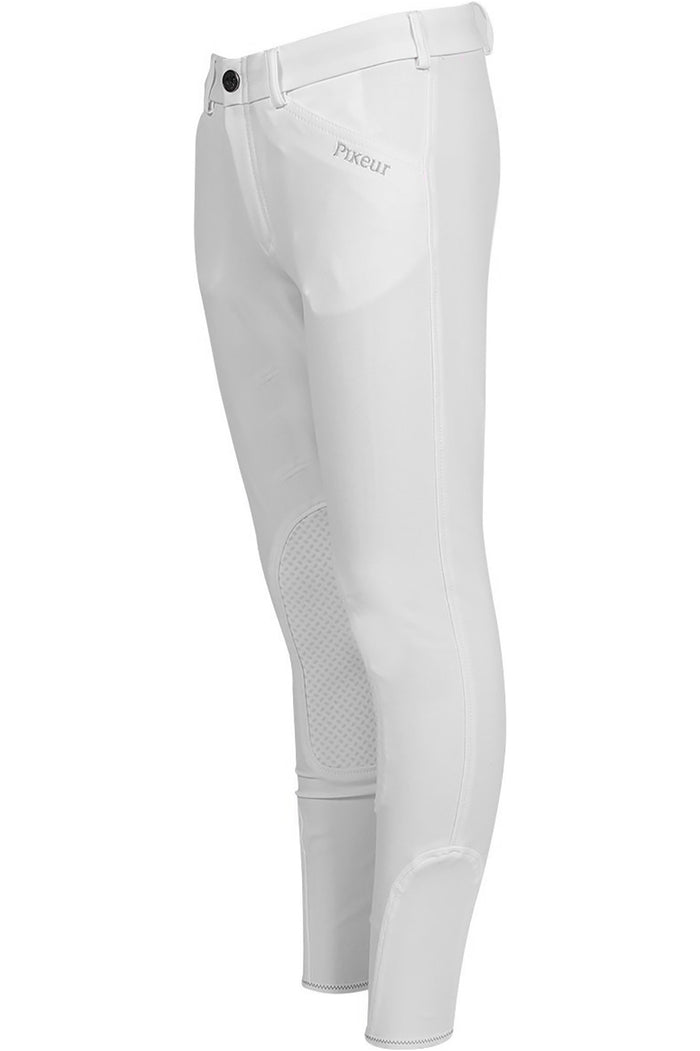 Pikeur Brooklyn Grip Breeches White