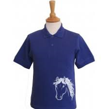 BCC Silver Polo Shirt
