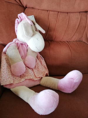 Pink Pony Hot Water Bottle