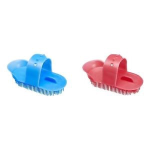 HKM Plastic Curry Comb