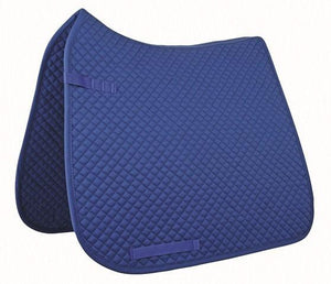 HKM Plain Saddle Pad