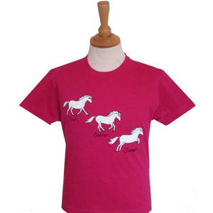 BCC Trot Canter Jump T-Shirt