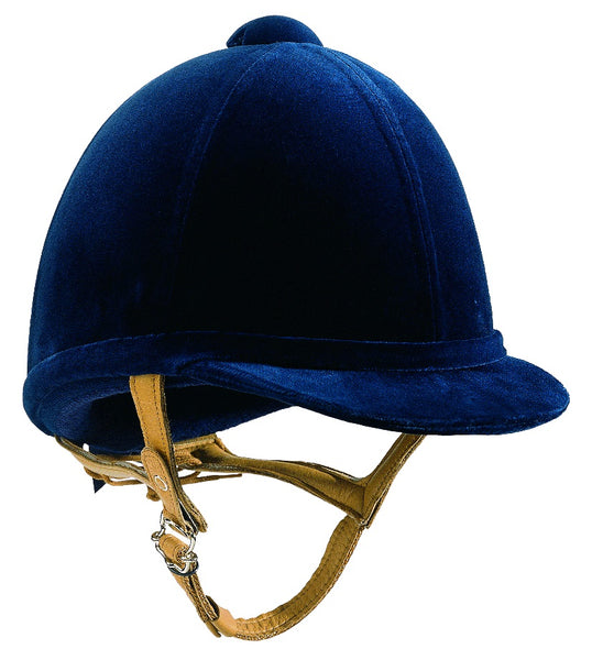 Charles Owen H2000 Showing Hat