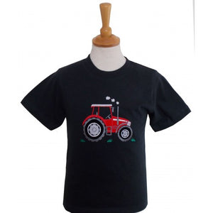 BCC Big Red Tractor T shirt