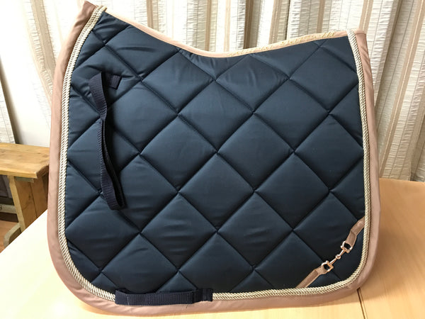 HKM Golden Bit Saddle Pad