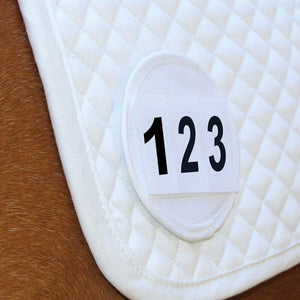 Equetech Saddle Cloth Numbers, Pair