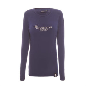 Equestrian Queen Lea Ladies Long Sleeve T Shirt