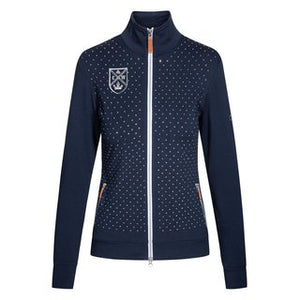 Chriwen Midnight Star Ladies Sweat Jacket