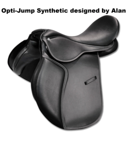 JDD Optijump Synthetic Saddle
