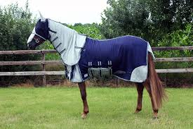 QHP Fly Rug with neck and hood