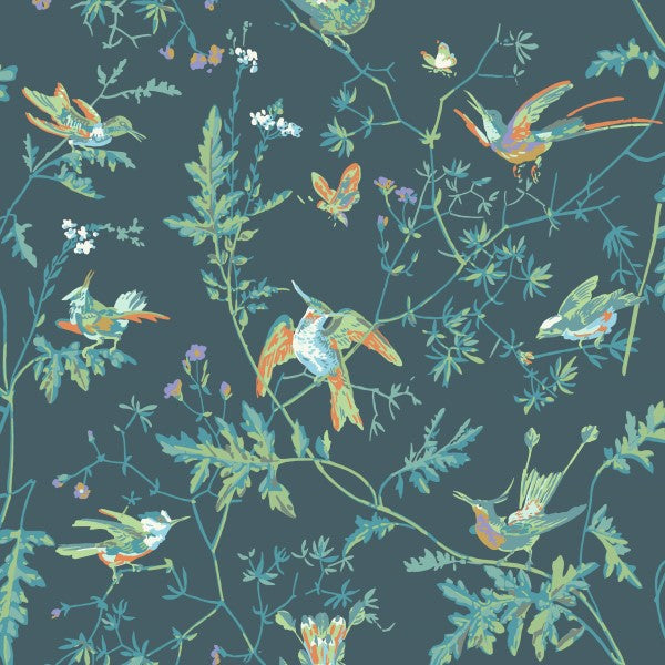 Cole & Son Behang Hummingbirds 112/4014