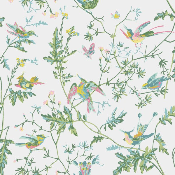 Cole & Son Behang Hummingbirds 112/4015