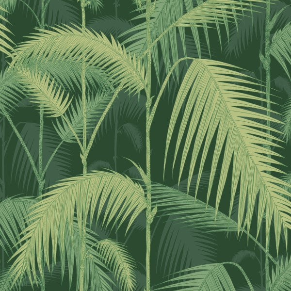 Cole & Son Behang Palm Jungle 112/1003