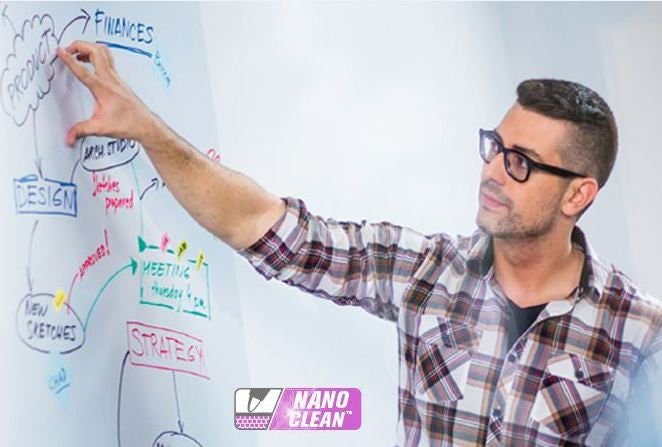 Nano Clean™ Whiteboards