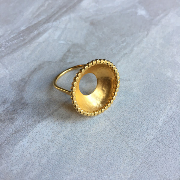 Idalia Gold Ring
