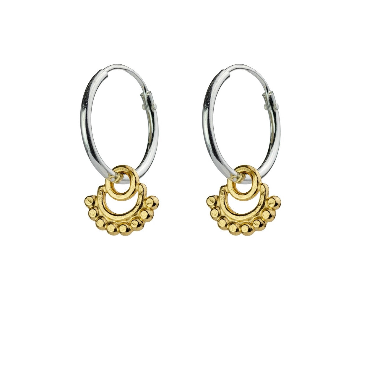Frida Hoop Earrings