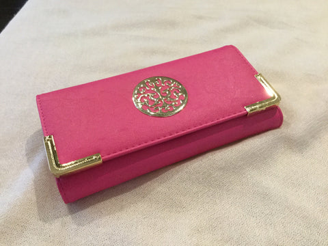 Fabulous Fold over Wallet