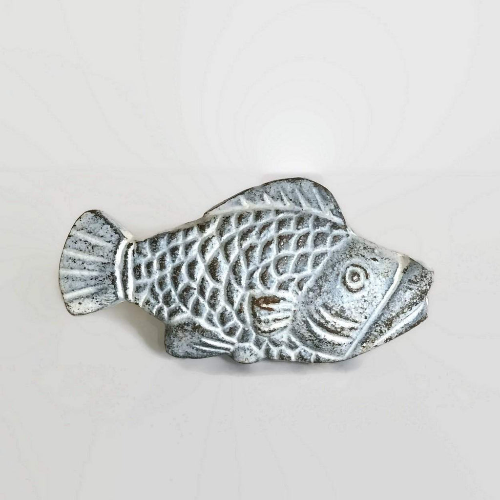 Two Tone Fish Cabinet Knobs Drawer Pulls Coastal Nautical Dwyer Home  Collection