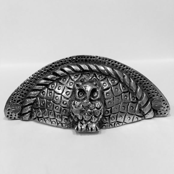 Owl File Cabinet Cup Style Drawer Pulls-Dwyer Home Collection