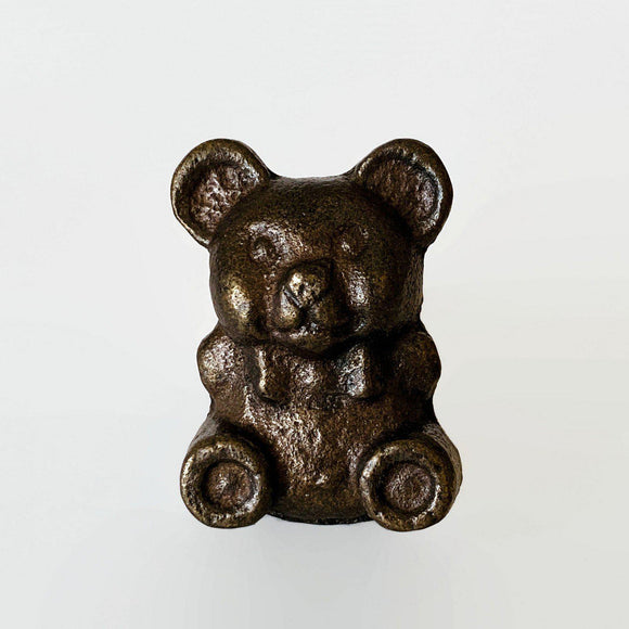 Baby Panda Bear Cabinet Knobs Kids' Dresser Drawer Pulls Cast Iron-Dwyer Home Collection