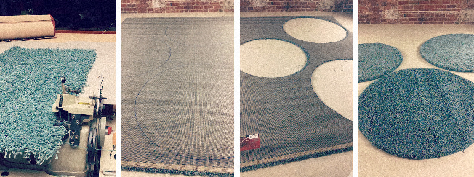 Bespoke rugs from Rugshop