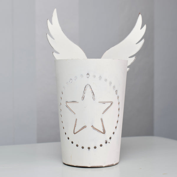 Angel Wings T-Light Holder